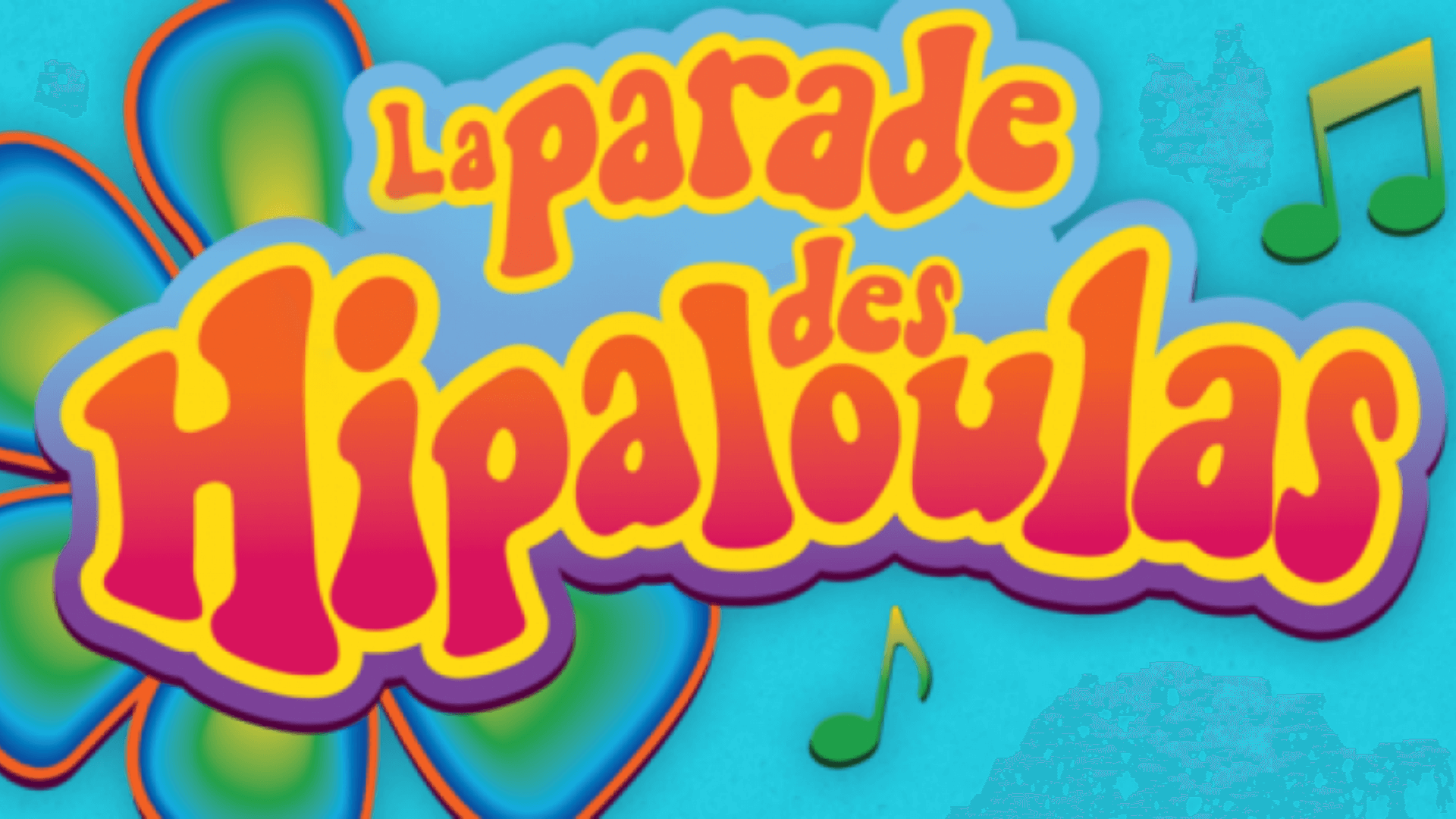 Illustration La parade des Hipaloulas